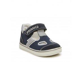 Chlapčenské polootvorené topánky Primigi 3374122 - CENA JE PO ZĽAVE 20%, UŠETRÍTE 9,- EUR