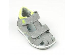 Detská chlapčenská sandálka Richter 2602 542 6101  - CENA JE PO ZĽAVE 20%, UŠETRÍTE 9,86 EUR (veľk.23) 11,64 EUR (veľk.27,28,30)