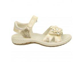 Dievčenské sandálky Lurchi by Salamander 33-18720-39 - CENA JE PO ZĽAVE 20%, UŠETRÍTE 9,48 EUR