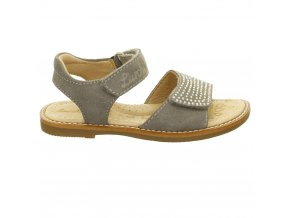 Dievčenské celokožené sandálky Lurchi by Salamander 33-13405-25 - CENA JE PO ZĽAVE 20%, UŠETRÍTE 10,16 EUR