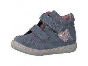 Dievčenská nepremokavá celokožená obuv Ricosta LARA 70 26241/130