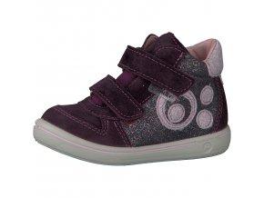 Dievčenská nepremokavá celokožená obuv Ricosta Kaya 70 26243/390