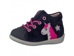 Detská dievčenská členková obuv Ricosta Sandy 70 18202/170