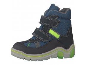 Chlapčenská nepremokavá zimná obuv Ricosta 70 52210/149