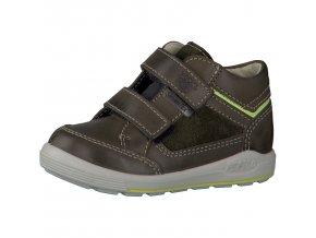 Chlapčenská celokožená nepremokavá obuv Ricosta 70 24223/590
