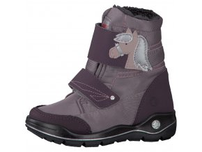 Dievčenská nepremokavá zimná obuv Ricosta 70 84201/340
