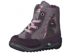 Detské zimné nepremokavé topánky Ricosta 70 38236/360