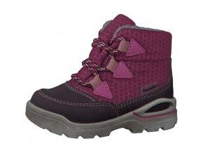 Detská dievčenská nepremokavá zimná obuv Ricosta 70 39201/360