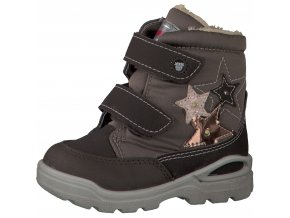 Detské zimné nepremokavé topánky Ricosta 70 39221/260