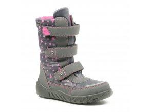 Dievčenská zimná nepremokavá obuv Richter 5150 641 6300