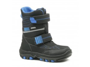 Chlapčenská zimná nepremokavá obuv Richter 8545 641 9902