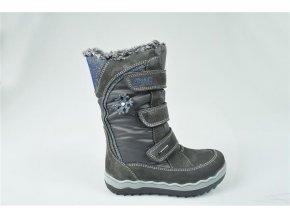Dievčenská obuv zimná Goretexová Primigi 43824/22