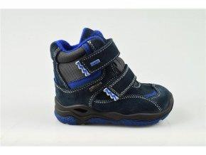 Detská chlapčenská obuv zimná Goretexová Primigi 43696/44 - CENA JE PO ZĽAVE 30%, UŠETRÍTE 16,50 EUR