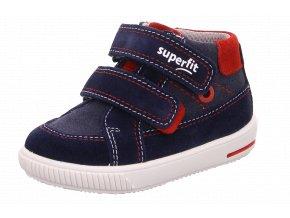 Detské chlapčenské topánky Superfit 6 06350 80