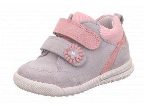 Detské dievčenské topánky Superfit 6 06373 25