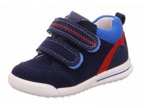 Detské chlapčenské topánky Superfit 6 06375 80