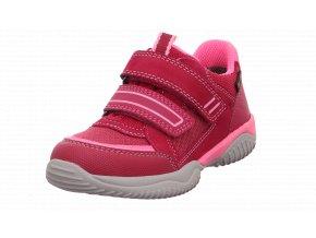 Detské dievčenské Goretexové tenisky Superfit 6 09381 50