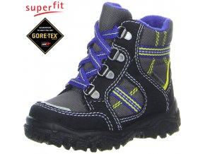 Detská obuv zimná goretexová Superfit 3 00042 03 -  UVEDENÁ CENA JE PO ZĽAVE 20%
