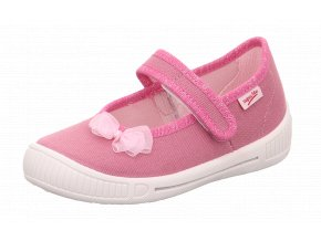 Detské dievčenské papučky Superfit 6 00262 55