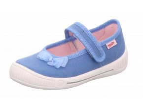Detské dievčenské papučky Superfit 6 00262 80