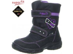 Detská obuv zimná Gore-texová Superfit 3 00091 02