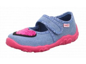 Detské dievčenské papučky Superfit 6 00280 85