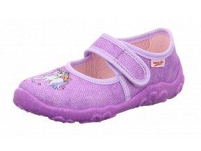 Detské dievčenské papučky Superfit 8 00282 76