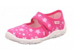 Detské dievčenské papučky Superfit 6 00283 55