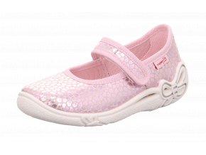 Detské dievčenské papučky Superfit 6 00287 56