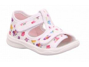 Detské dievčenské papučky Superfit 6 00293 10