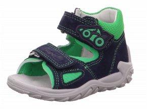 Detské chlapčenské sandále Superfit 6 09011 80