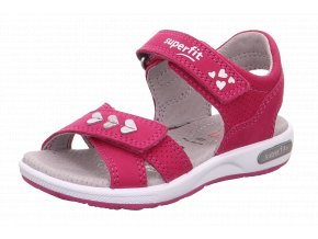 Detské dievčenské sandále Superfit 6 06132 55