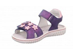 Dievčenské sandále Superfit 6 09005 80