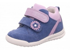 Detské dievčenské topánky Superfit 6 06373 80