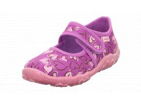Detské dievčenské papučky Superfit 1 00283 90