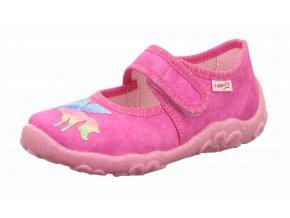 Detské dievčenské papučky Superfit 1 00281 55