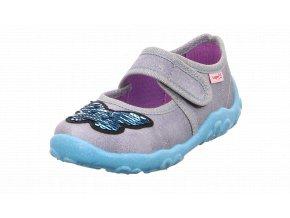 Detské dievčenské papučky Superfit 1 00280 20