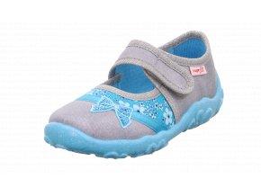 Detské dievčenské papučky Superfit 1 00284 20
