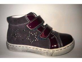 Dievčenská obuv Ciciban 737287U Planet Viola