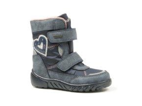 Detské zimné nepremokavé topánky Richter 5186 8171 7201