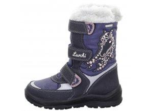 Detské zimné nepremokavé čižmy Lurchi by Salamander 33-31051-32