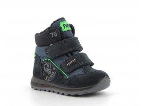Detské zimné Goretexové topánky Primigi 63567/00