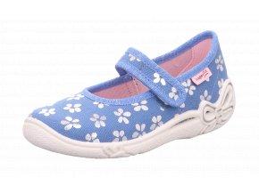 Detské dievčenské papučky Superfit 8 00287 85