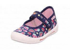 Detské dievčenské papučky Superfit 1 00262 80
