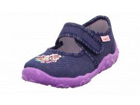 Detské dievčenské papučky Superfit 8 00282 80