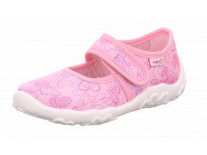 Detské dievčenské papučky Superfit 8 00283 50