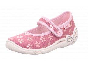Detské dievčenské papučky Superfit 8 00287 50
