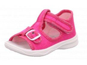 Detské dievčenské papučky Superfit 6 00292 55