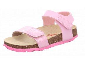 Korkové sandále Superfit 1 00123 50