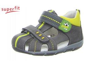 Detské sandálky Superfit 2 00139 06 - CENA JE PO ZĽAVE 30%, UŠETRÍTE 12,64 EUR